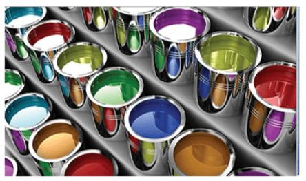 Organoclay paint & coating