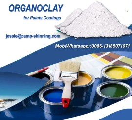 organoclay for multiple uses | Low medium and high polarity