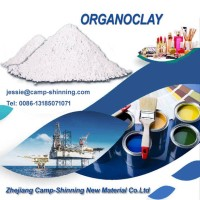 Organophilic clay use for fracture fluids CP-150