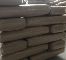 Fracture Grade Organoclay Rheological Additive , Rapid High Yield Paint Thickener