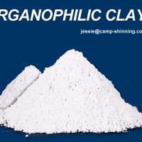 Fine thixotropy Organic bentonite clay with good thixotropic for Mineral Oil CP-992