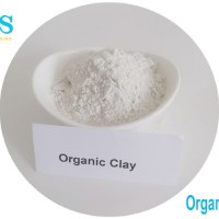 OBM grade organophilic clay with better high temperature stability