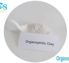 Rheology modifiers as a new style of organoclay rheological additive