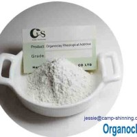 Inorganic Grease Thickeners Water Based Organoclay