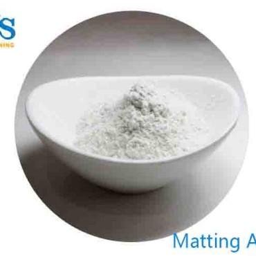 Matting Agent For Plastics