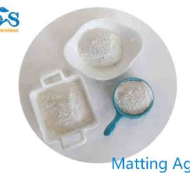 Matting Agent For Powder Coating