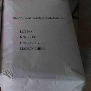 Organophilic Bentonite