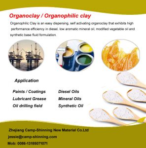Organoclay