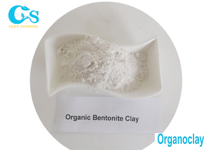 Suspension additive organoclay