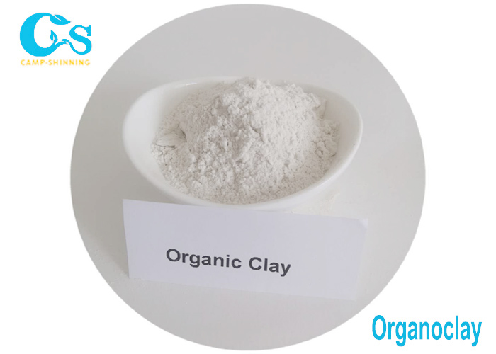 Organofilic clay