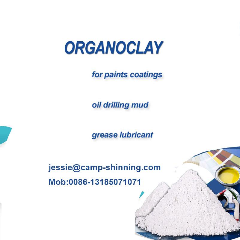 OBM grade organophilic Clay