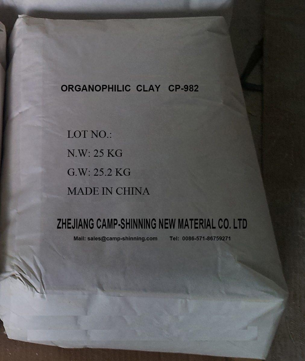 inorganic clay