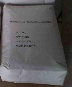 Organoclay Bentonite
