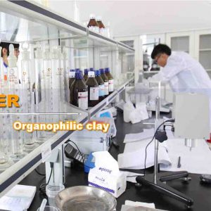 Organophilic clay supplier