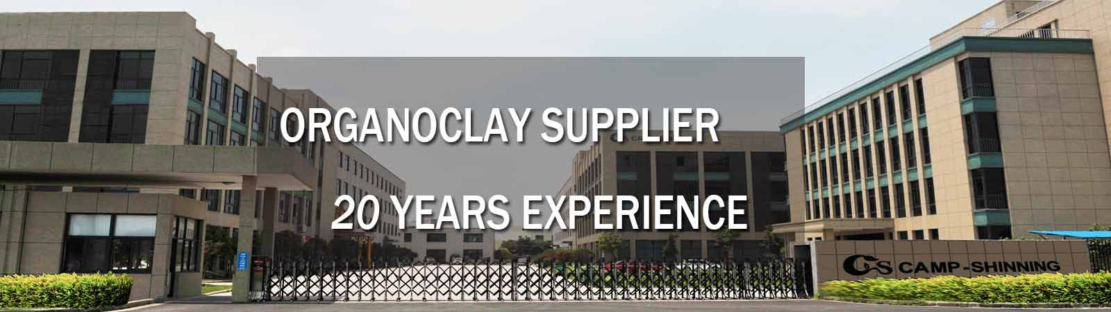 organoclay supplier and manufacturer